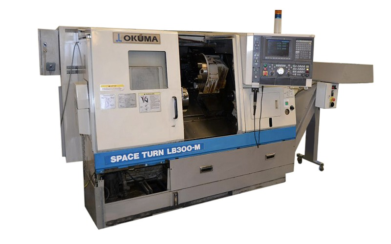 Westurn Engineering CNC Lathe Plant and Facilities - Okuma LB300M
