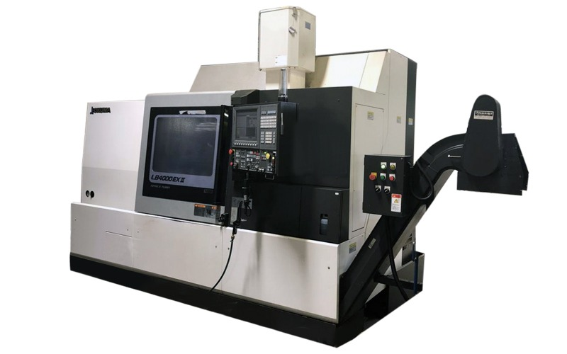 Westurn Engineering CNC Lathe Plant and Facilities - Okuma LB4000EXII