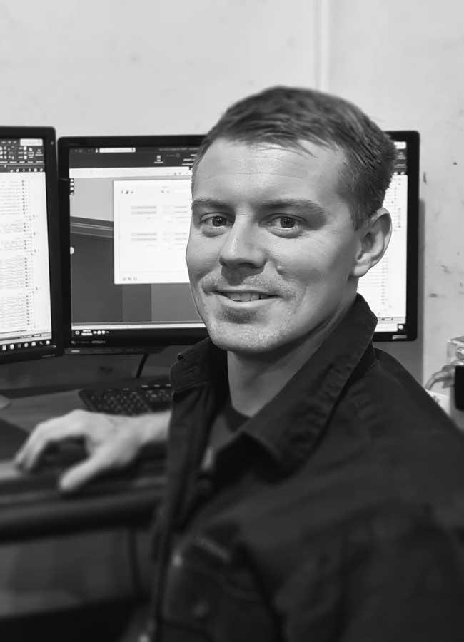 Westurn Engineering CNC Specialist Team - Daniel2