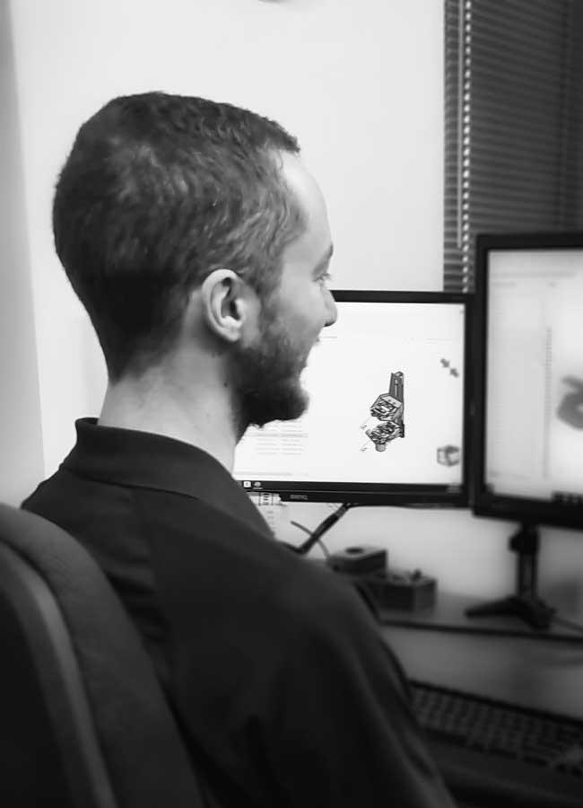 Westurn Engineering CNC Specialist Team - Jack